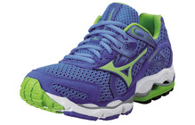 Mizuno Women's Wave Enigma 2 provence/apple green/amparo blue